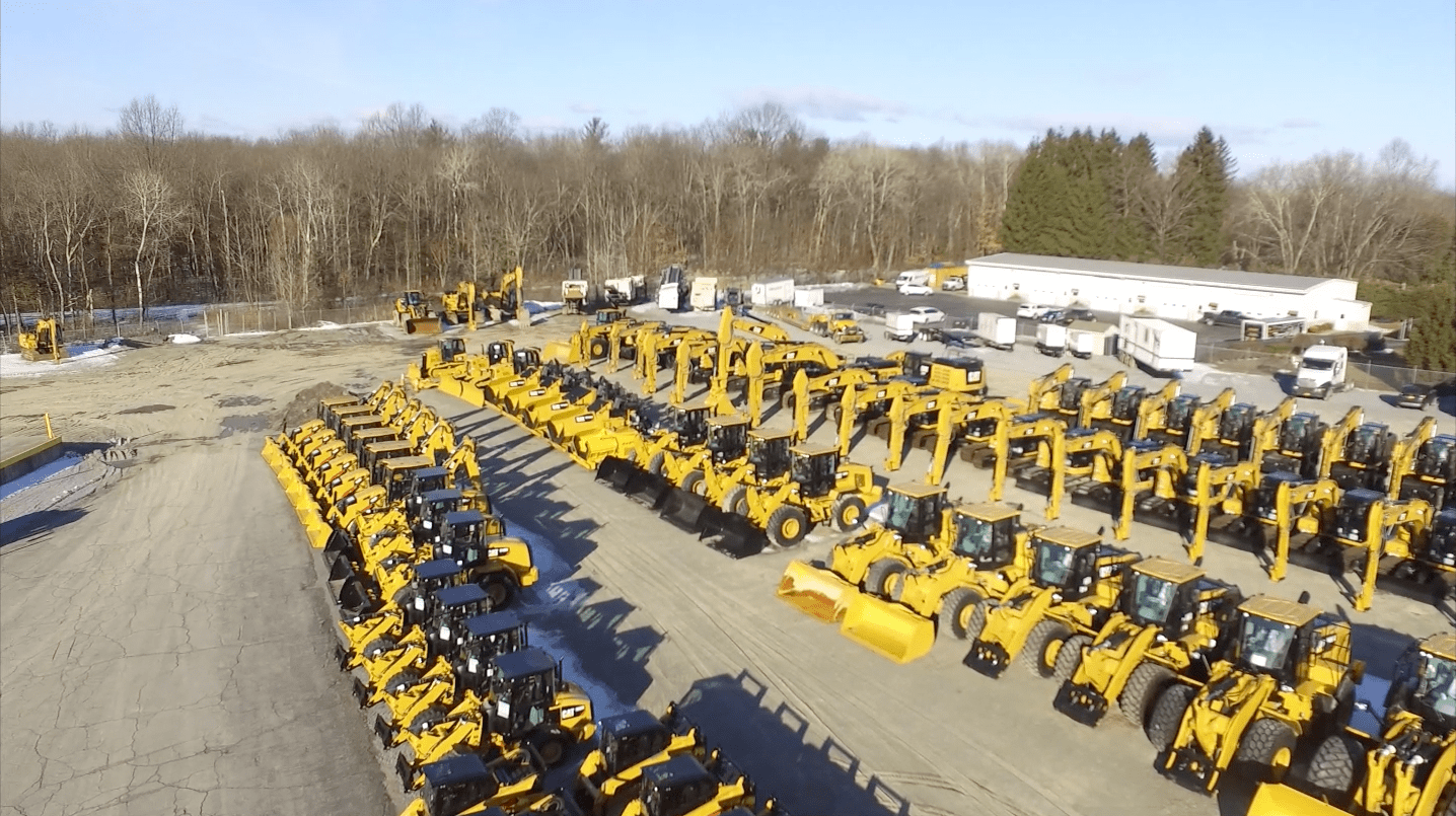 CAT® Equipment - New, Used & Rental - New York & CT | H O  Penn