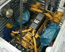 Cat_C32_Marine_Engine_being_installed_aboard_DGzRS_SK30