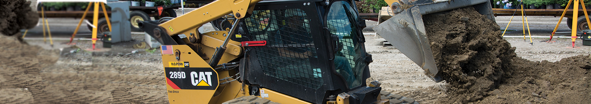 Heavy Construction Equipment Rentals - New York & CT | H O  Penn