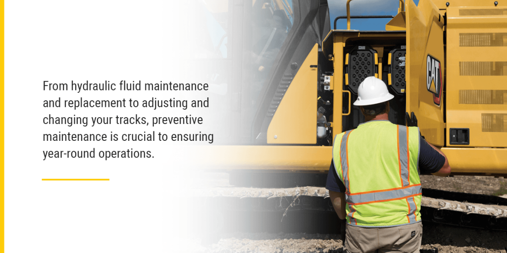 How to Maintain an Excavator