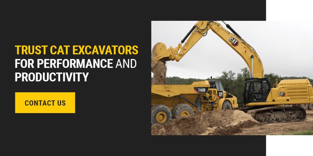 Trust Cat Excavators